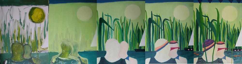 """The making of """"Uit dezelfde Bron""""van Ann Hoogendoorn"""