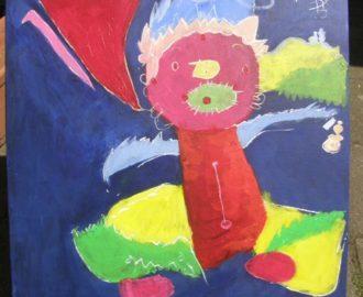 Wanneer is een werk kunst? door Ann Hoogendoorn