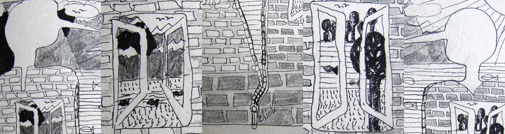 Verbinding (details) 10 x 15 cm door ANN