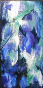 """Drieluik """"denken, voelen, stralen"""" door ©Ann hoogendoorn"""